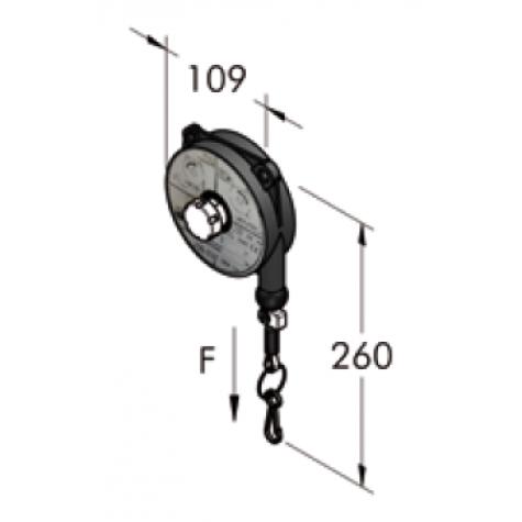 Балансир для поддержки инструмента 2 кг