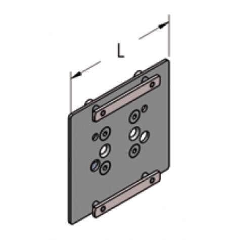 Накладки для крепления модуля ats на консоль sab