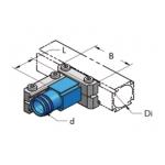 Ap45-ap22 накладка редукционная, комплект