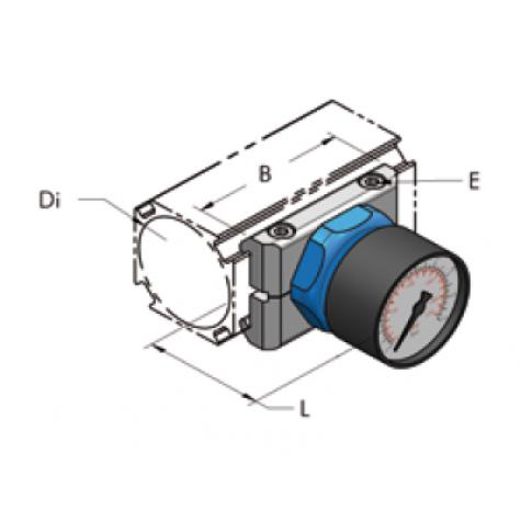 Ap45 манометр, комплект