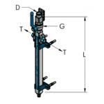 """Ap22 блок коллектора с отводом конденсата (G3"""" bsp), комплект"""