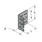 Ap  крепёжный уголок из оцинкованной стали