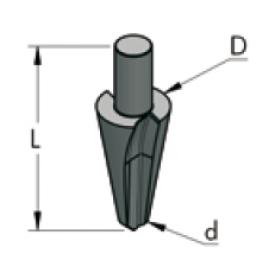 Инструмент для сверления d20